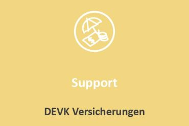 DEVK Versicherungen - Support
